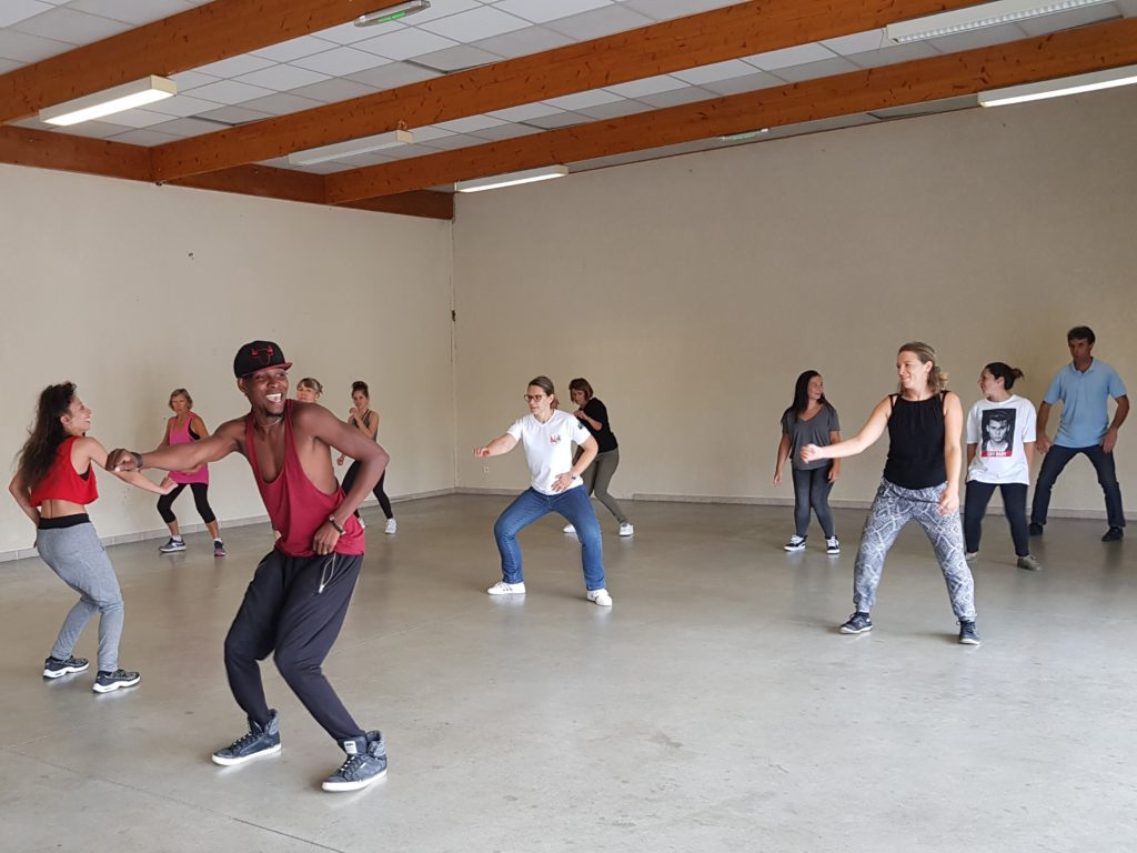 Cours afropop
